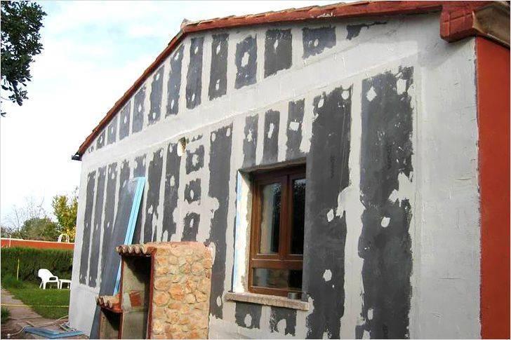 Фасадные шпаклевки для наружных работ (85 фото): как выбрать, характеристики лучшие предложения
