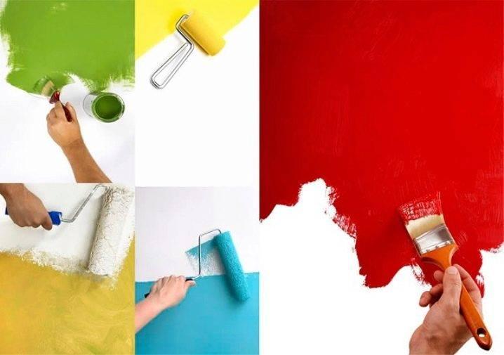 Как правильно разбавить загустевшую водоэмульсионную краску?