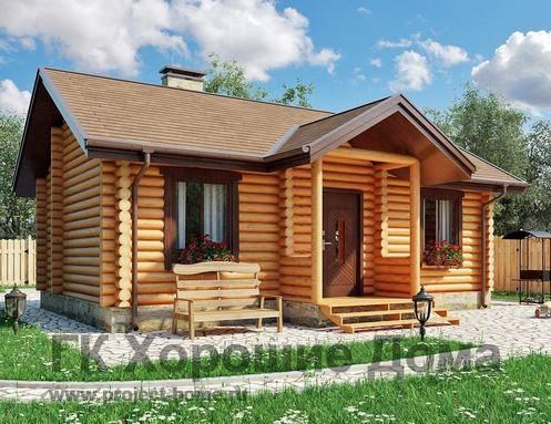 Дом в русском стиле: 100 фото примеров дизайна