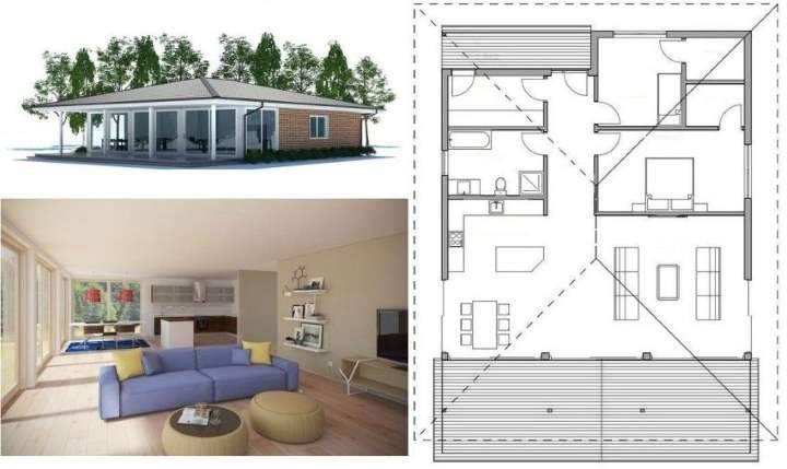 Как построить дом без проекта