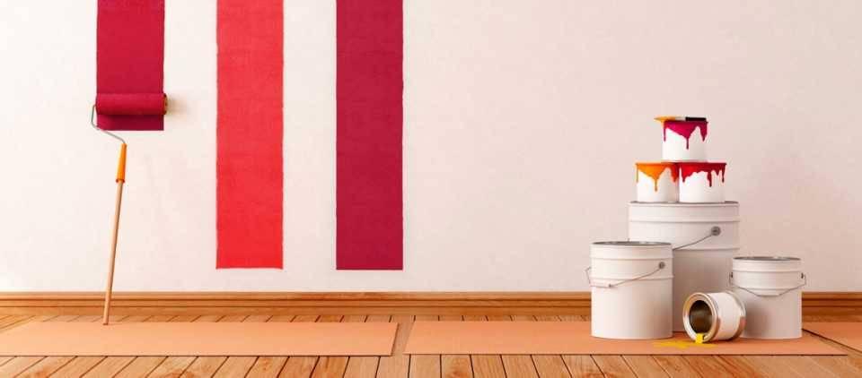 Какой краской красить стены в квартире: технические характеристики и выбор состава для разных помещений    в мире краски