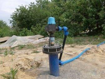 Классификация и виды скважин для воды