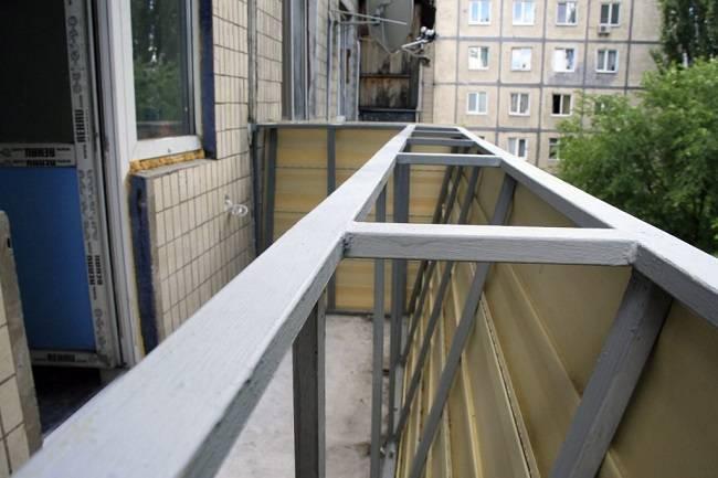 Как согласовать увеличение площади балкона