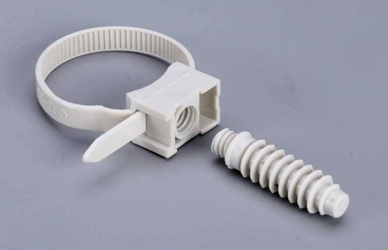 Крепеж для кабеля — выбор способа крепления
