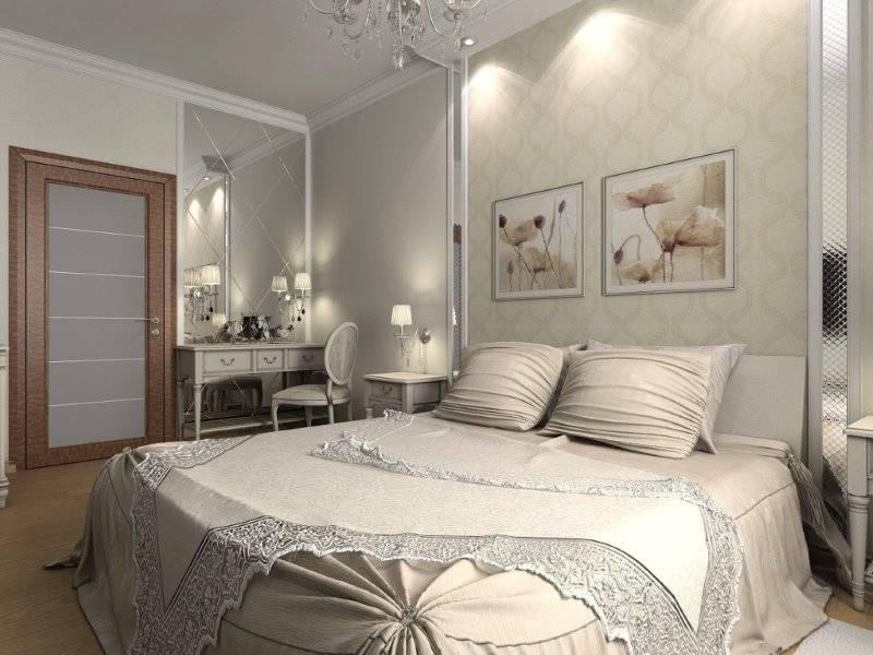 Ремонт спальни - пошаговая инструкция как выбрать дизайн и стиль для спальни (90 фото)