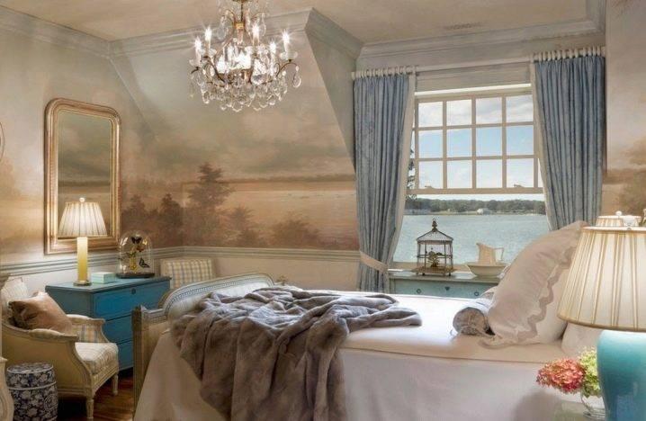 Фрески в интерьере квартиры | современные идеи по украшению стен на фото