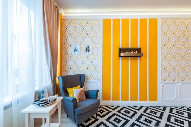 Покраска стен — лучшие идеи покраски и современные особенности применения в интерьере (100 фото)