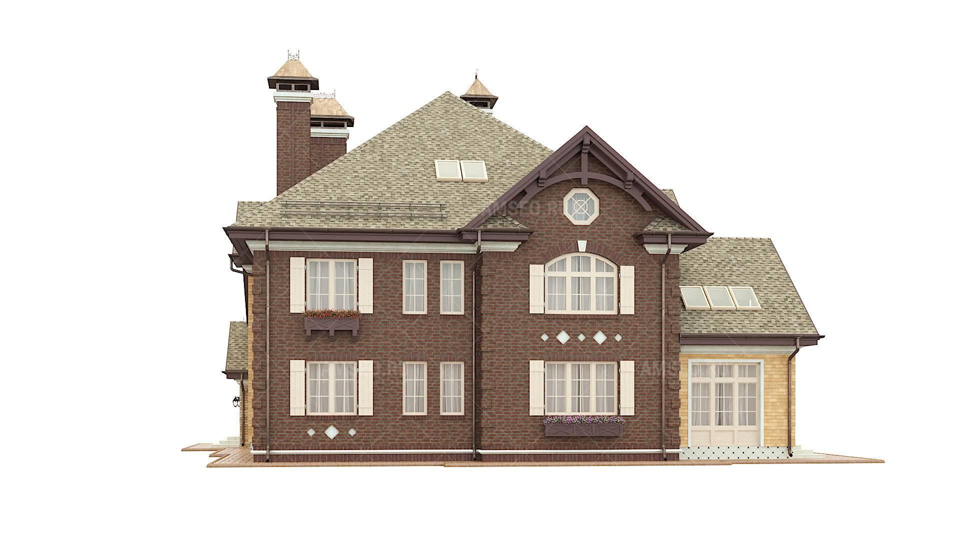 Великолепные проекты домов в традиционном английском стиле. проекты домов в английском стиле из кирпича