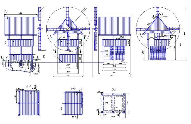 Как смастерить оригинальную декоративную мельницу для сада