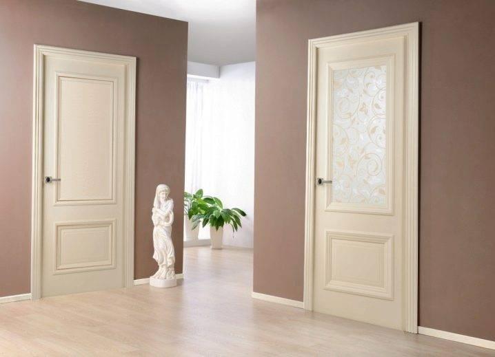 Двери из массива дерева. виды, достоинства и недостатки | все про двери