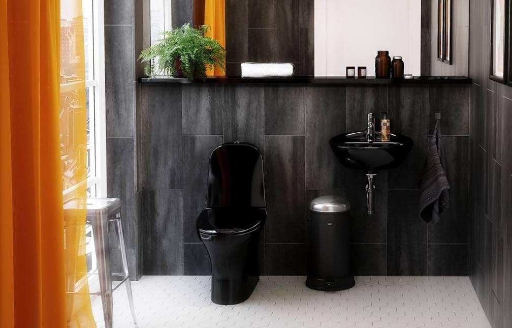 Дизайн туалета 2018 - лучшие современные идеи с 90 фото