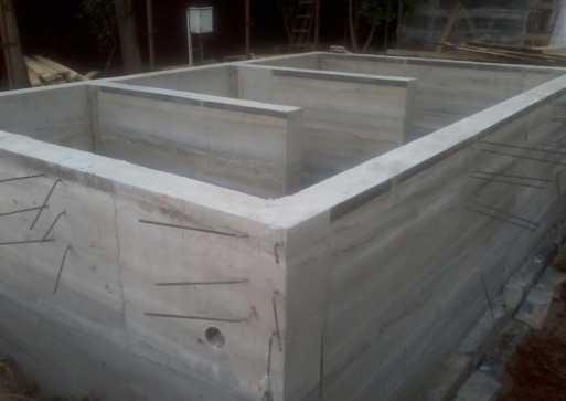 Выбор и монтаж стеновой опалубки