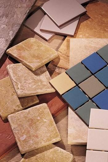 Толщина керамической плитки для пола и стен