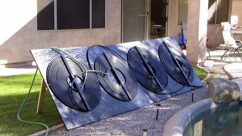 Воздушное солнечное отопление своими руками: как сделать отопительный коллектор