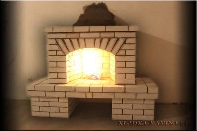 Как из печки сделать камин (35 фото): как своими руками переделать печку в камин для частного дома
