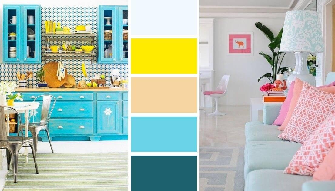 Коричневый цвет в интерьере: сочетания, фото, примеры