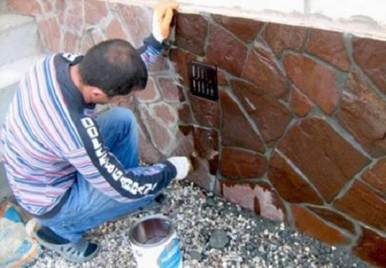 Декоративная штукатурка под бетон в интерьере: как сделать имитацию эффекта своими руками обычной шпаклевкой, также нанесение цементной текстуры белого и иных цветов