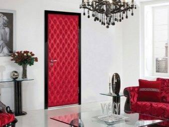 Обивка дверей: как обшить двери дермантином своими руками пошагово, фото, видео » verydveri.ru