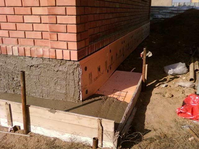 Как крепить пеноплекс к стене, все необходимое для этого