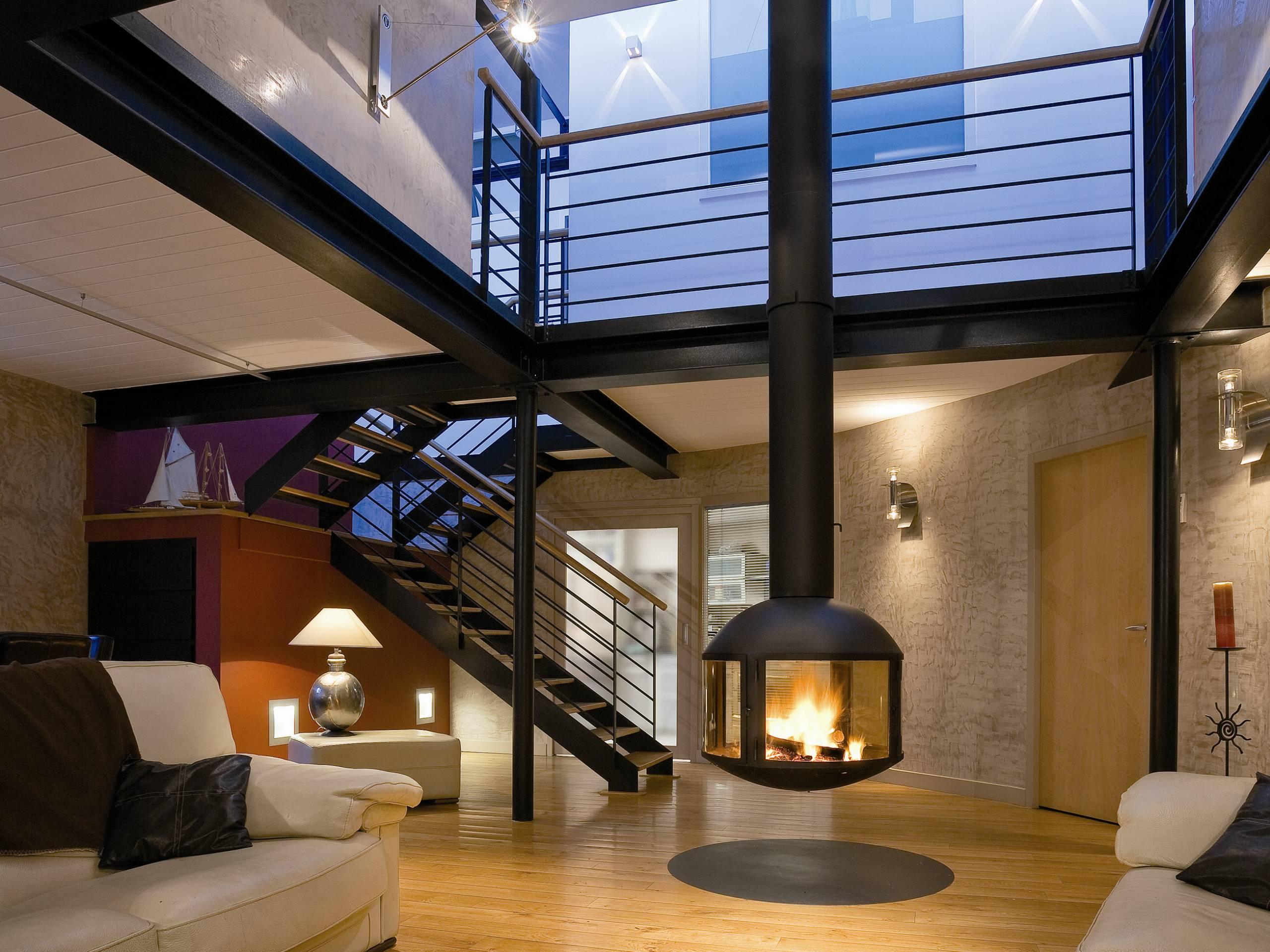 Печь камин для дома: рейтинг, какие можно сделать, выбрать лучший дымоход, пеллетные современные, фото с теплообменником, лежанкой