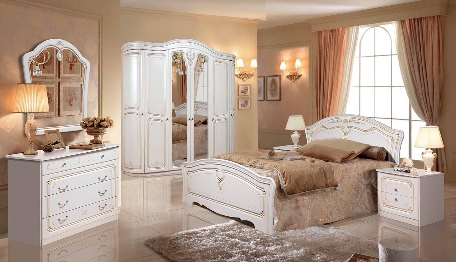 Спальни белорусских производителей: мебельные спальные гарнитуры из белоруссии, модель из массива «аллегро»