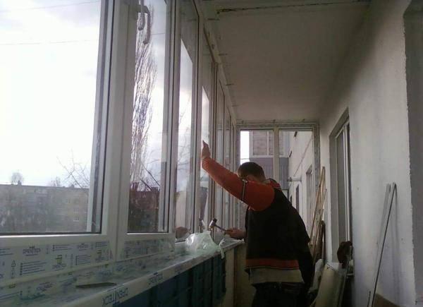 Все этапы ремонта балкона или лоджии своими руками — пошаговая инструкция с фото и описанием