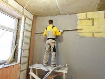 Как наносить волма слой на стену - клуб мастеров