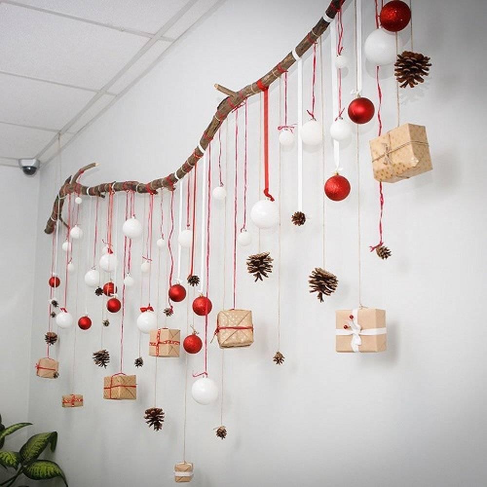 Как украсить офис на новый год. идеи с фото, схемы | снова праздник!