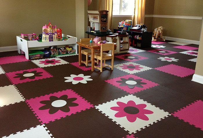 Мягкий пол для детских комнат: основные достоинства, выбор и особенности ухода