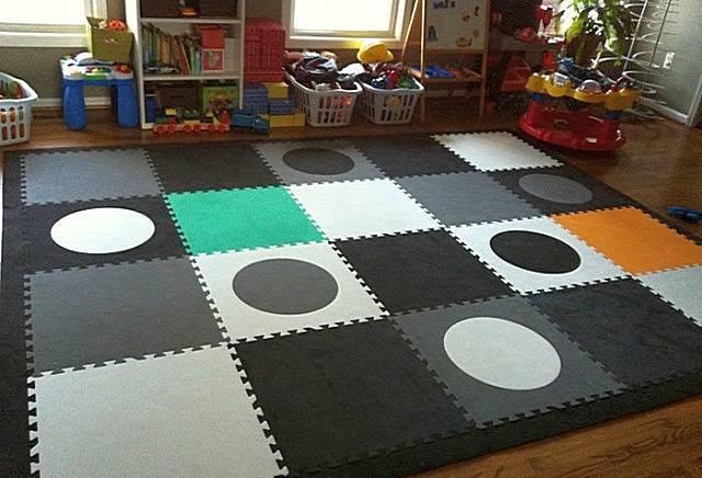 Ковер в детскую комнату (30 фото в интерьере): какой выбрать, обзор моделей и материалов