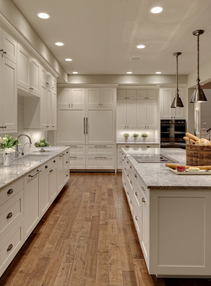 Какого цвета сделать натяжной потолок на кухне: популярные и необычные варианты