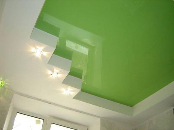 Какой натяжной потолок лучше? - спроси у бывалых - страна мам