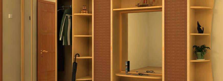 Малогабаритные прихожие в коридор: интерьер, дизайн