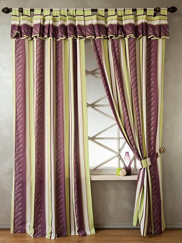 Как сшить двойные шторы - пошаговая инструкция
