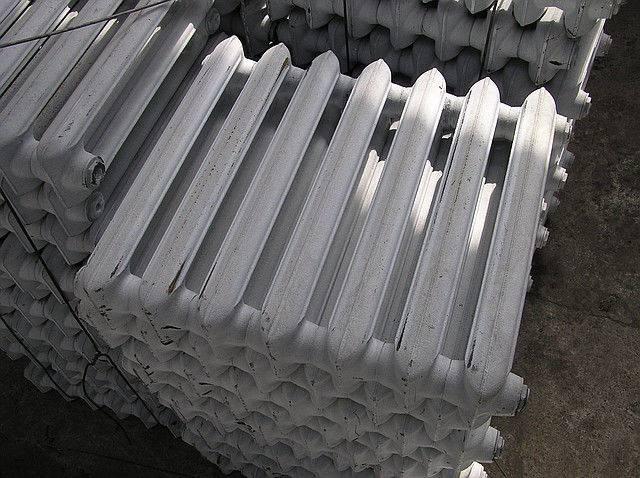 Чугунный радиатор мс-140м