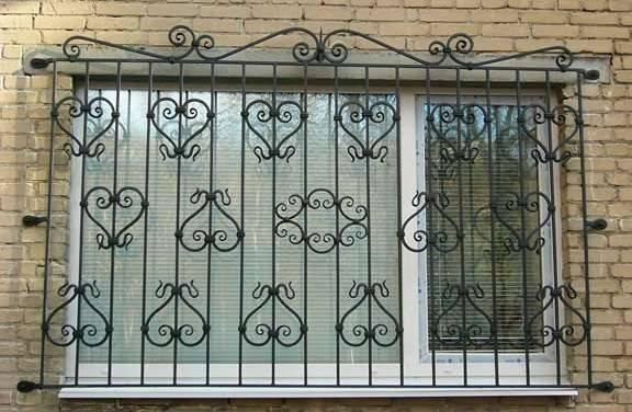 Какие решетки на окна лучше и как их правильно закрепить?