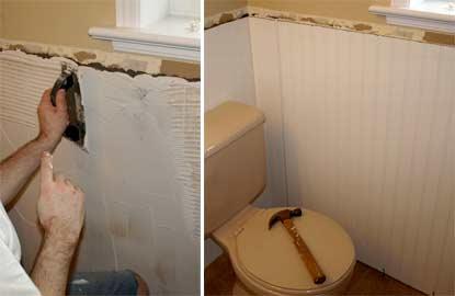 Как клеить пвх панели в ванной - на стены и потолок фото
