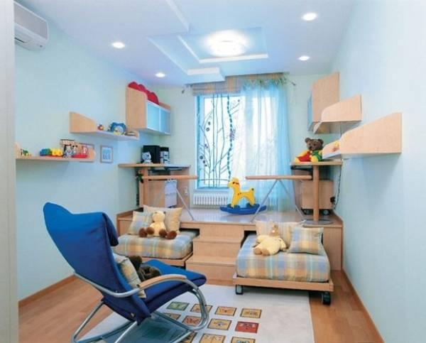 Выбираем подиум для комнаты в квартире или в доме