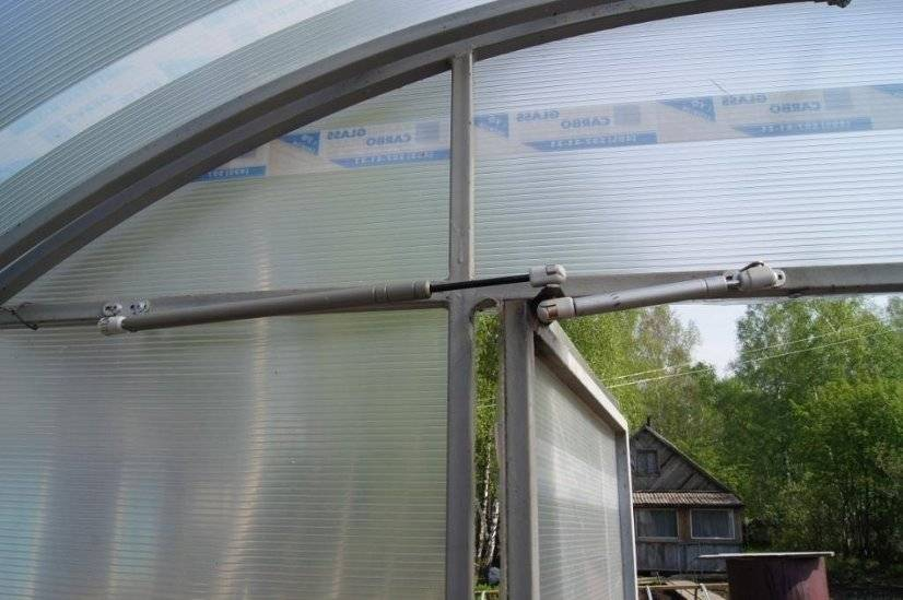 Автомат для проветривания теплицы: автоматическая система вентиляции, механизм автоматики проветривателя
