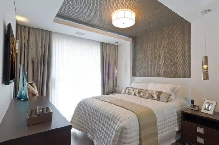 Спальня в хрущевке - 150 фото необычных идей дизайна и особенности оформления