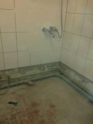 Как сделать душевой поддон своими руками: самодельный поддон для душа в ванной, устройство из плитки, из кирпича, как выложить поддон, изготовление