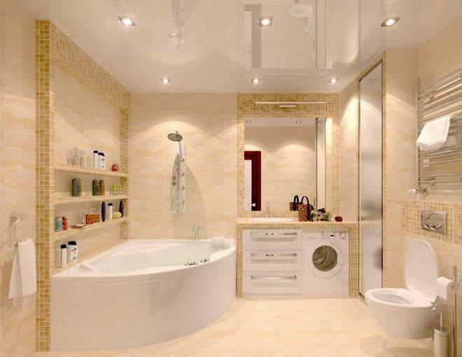 Ванная 4 кв. м.: примеры современного дизайна и красивого интерьера для небольшой ванной комнаты (110 фото)