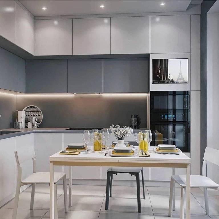 Можно ли на кухне делать натяжной потолок: какой выбрать, в чем недостатки, какие есть исключения