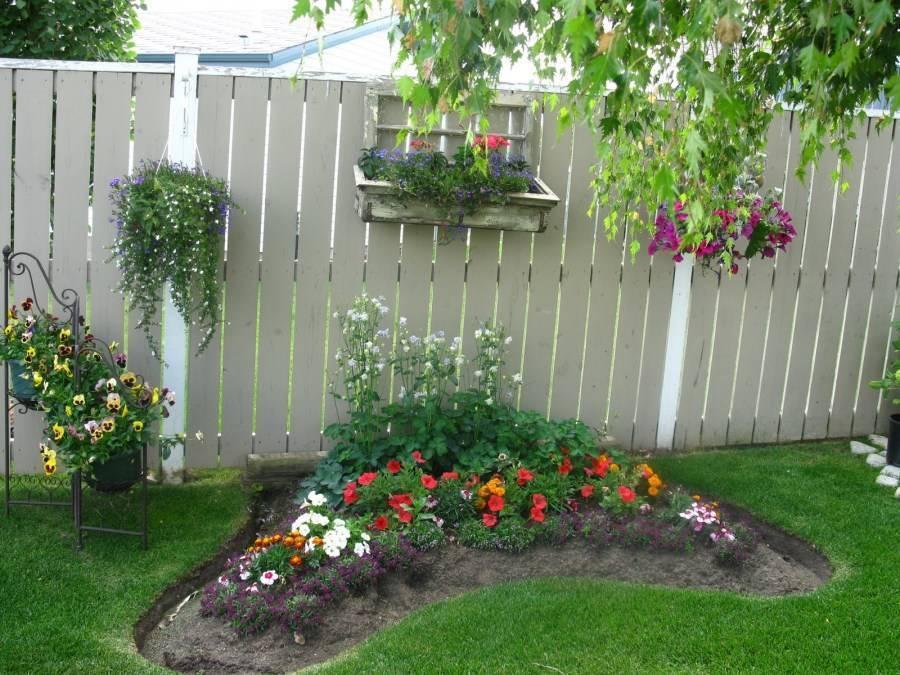 Лучшие идеи оформление клумб и цветников