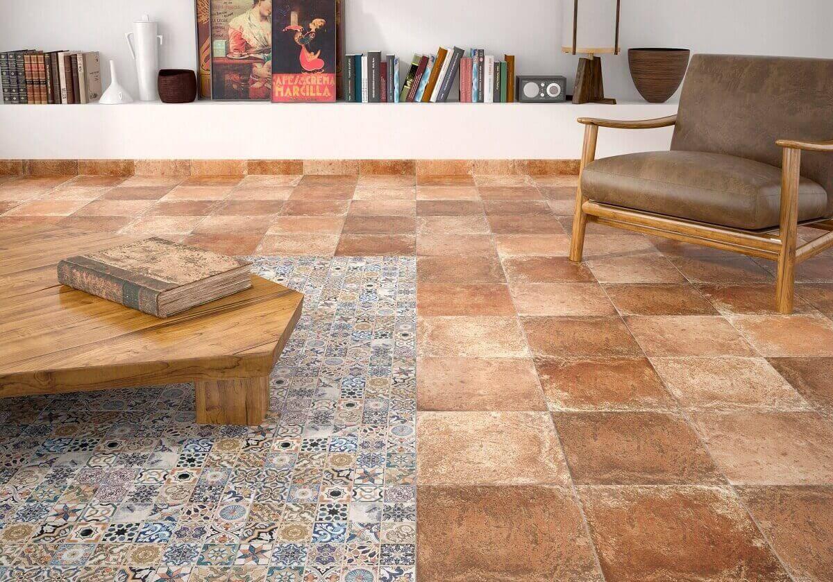 Плитка в средиземноморском стиле: красивый дизайн интерьера