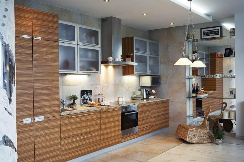 Бежевая кухня: 60 фото в интерьере, гид по дизайну