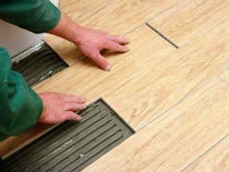Укладка плитки по диагонали: разметка, технология и тонкости выполнения работ