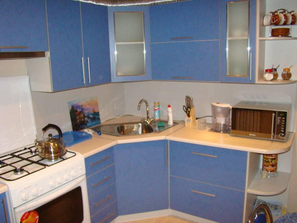 Бюджетный ремонт кухни: обновляем маленькую кухню своими руками, делаем бюжетный косметический