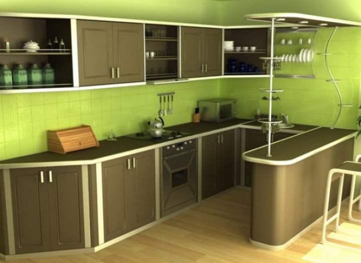 Ремонт кухни своими руками:как недорого и красиво отремонтировать кухонную зону самому, с чего начинать