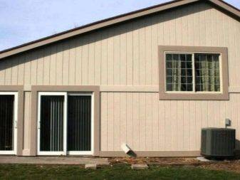 Вертикальный сайдинг (30 фото): как выбрать доску для оформления фасада и примеры домов